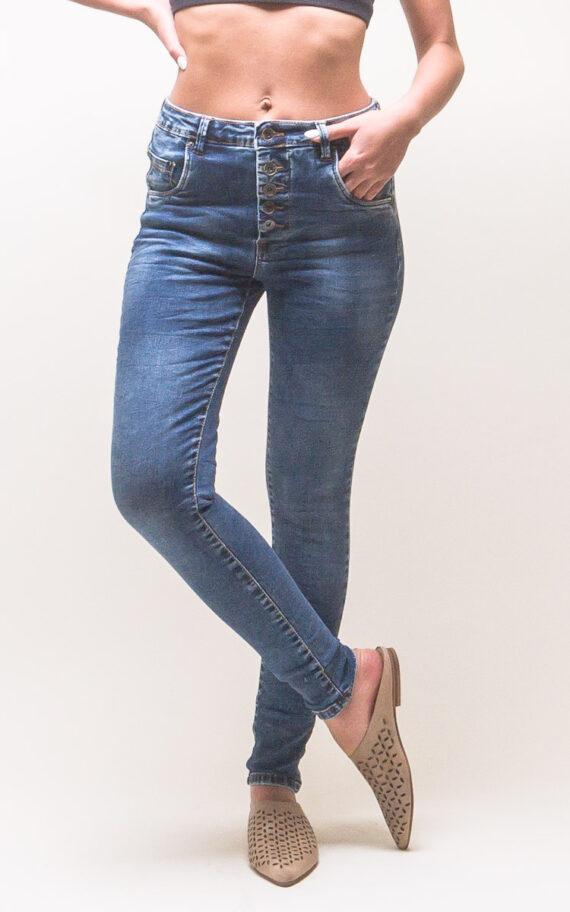 דין ג'ינס כחול