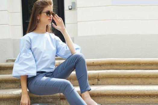 ג'ינס מחטב לנשים