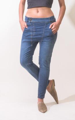 ג'ינס קלייר כחול